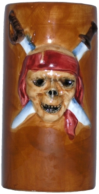 Dynasty Wholesale DW542 Pirate Cup - reverse
