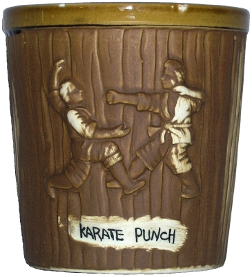 Dynasty Wholesale DW543 Karate Punch mug