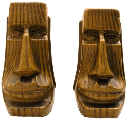 Easter Islander Salt and Pepper Shakers