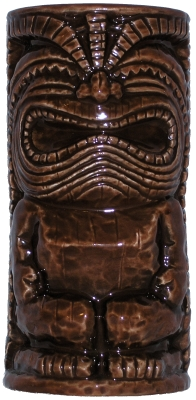 KC Co Ltd Happy Tiki Mug