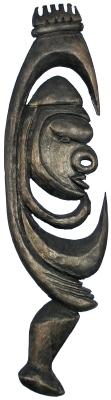 Papua New Guinea Yipwan Figure