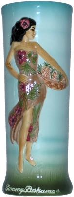 Tommy Bahama 2003 Tropical Nostalgia mug