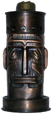 Unidentified Kon Tiki Lamp