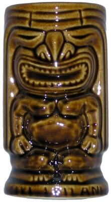Unidentified Tiki Leilani mug